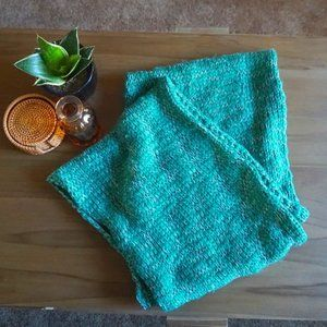 Gorgeous, Chunky Knit Hurley Infinity Scarf